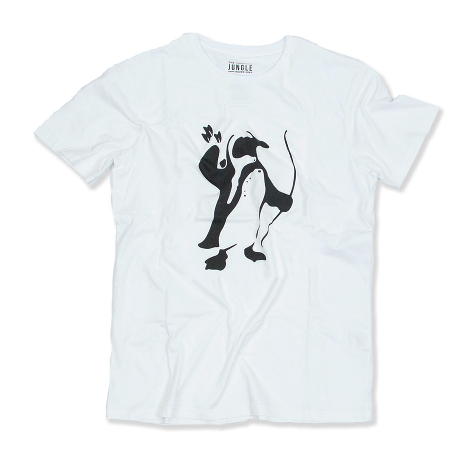 Peter The Penguin - White Tee