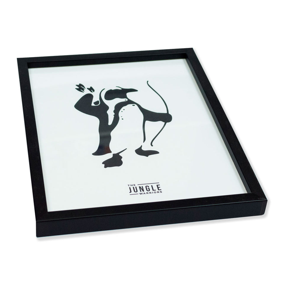 Peter The Penguin - Frame