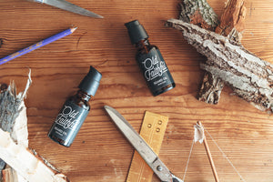 Old Faithful Asian Woods Beard Oils