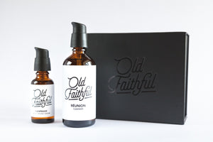 Cleanse & Moisturise Gift Set - Old Faithful