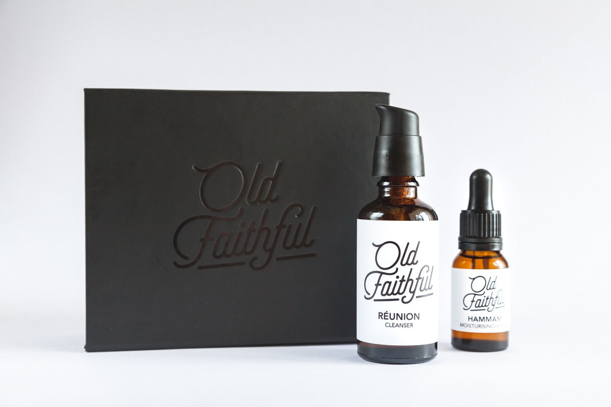 Old Faithful Cleanse & Moisturise Set