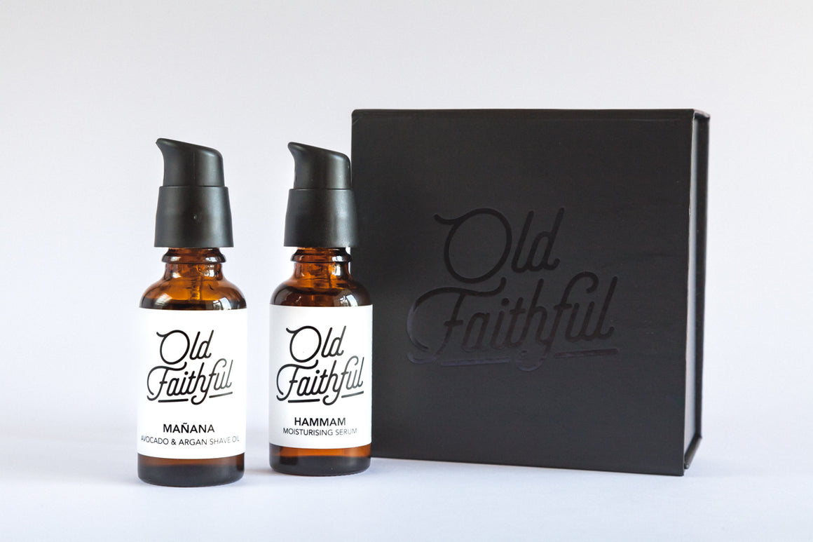 Old Faithful Shave &  Moisturise Set