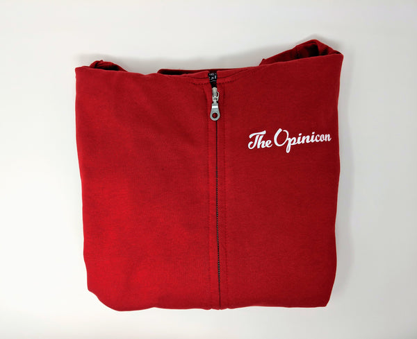 Opinicon Red Sweater