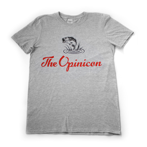 Opinicon T-shirt - Light Grey