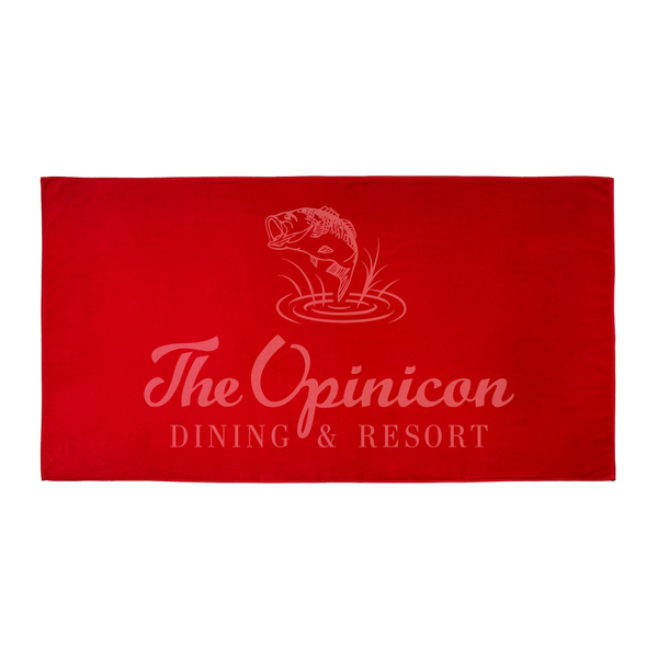 Opinicon Beach Towel