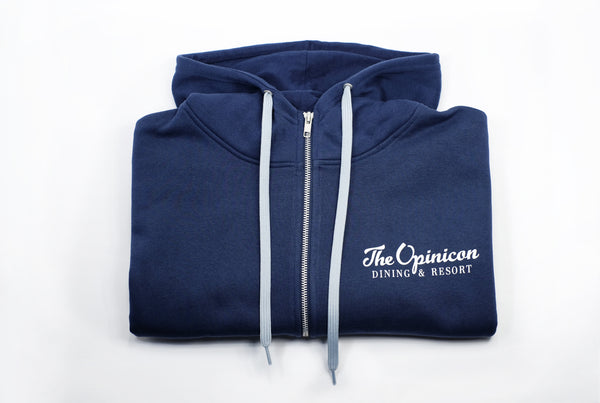 Opinicon Blue Sweater