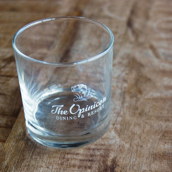 Opinicon Glass Tumbler