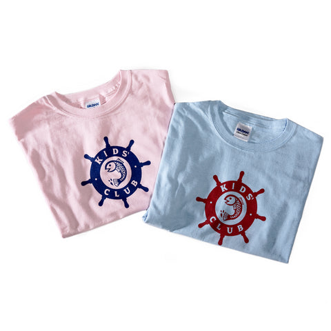 "Opinicon Kids T-shirt - ""Kids Club logo"""