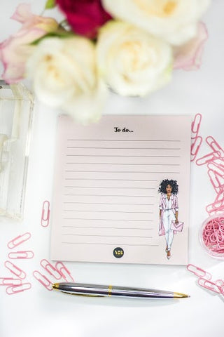 """Brittany"" To Do List Notepad *Pre- Order* Ships August 1st"