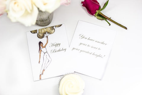 """Your Year to Soar"" Birthday Card Set"