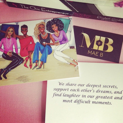 """We Are Girlfriends"" Card Set"