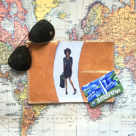 "The ""Jamishia"" Passport Wallet"