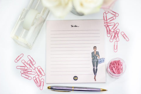 """Kelly"" To Do List Notepad *Pre- Order* Ships August 1st"
