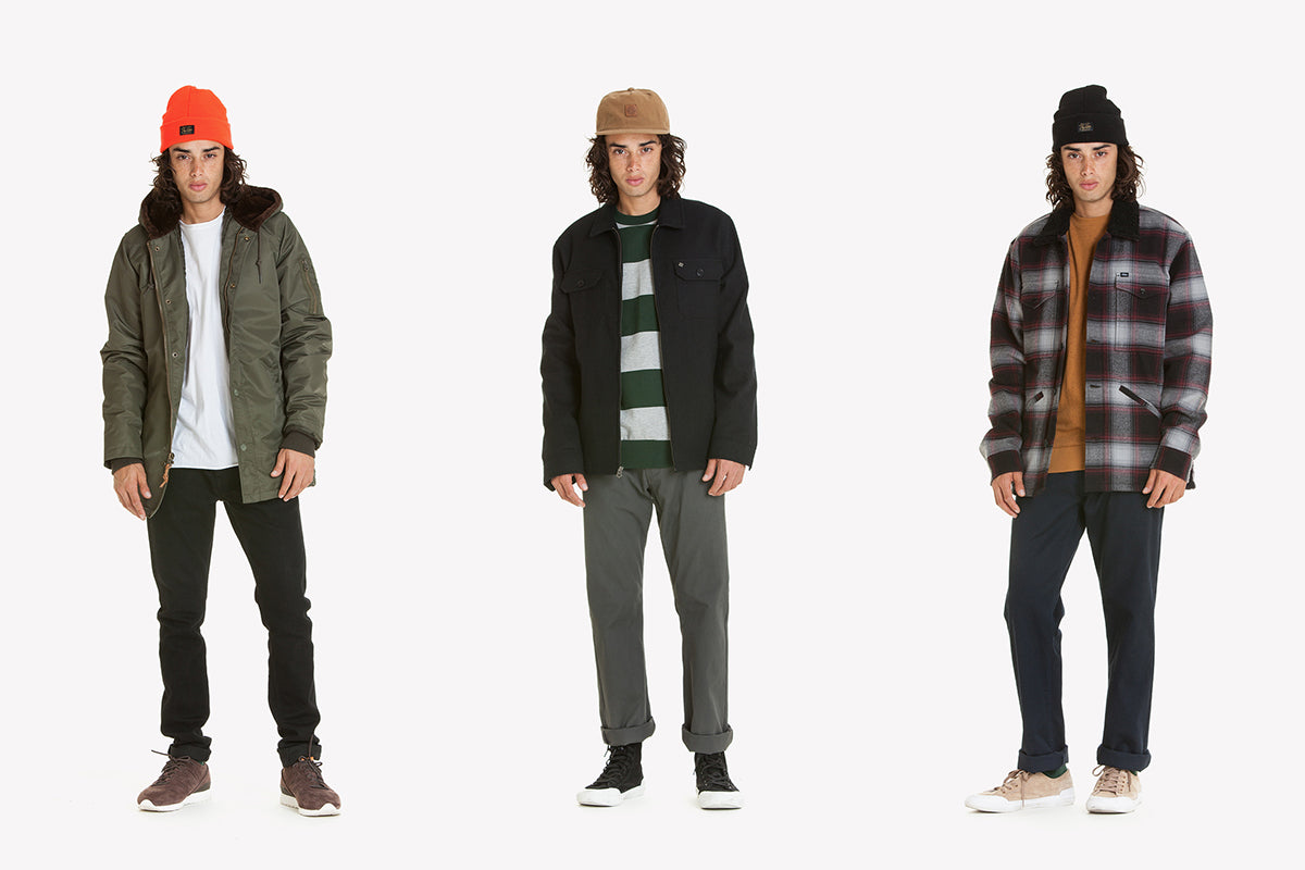 Holiday 2015 Men's Lookbook