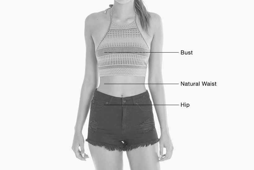 Women's Tops Fit Guide