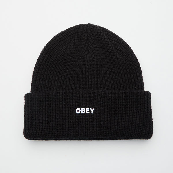 Future Beanie black | OBEY Clothing