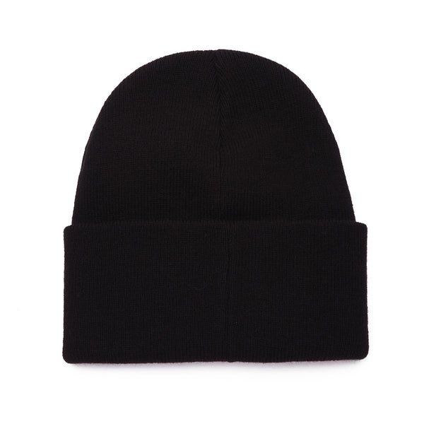 Fluid Beanie Black | OBEY Clothing
