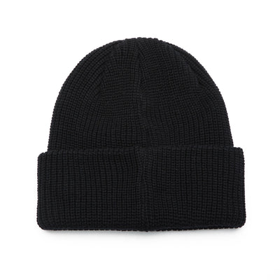 Obey Bold Organic Beanie Black | OBEY Clothing