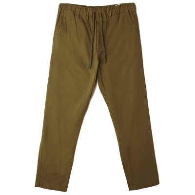 Ideals Organic Travler Pant Army | OBEY Clothing