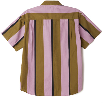 Shanty SS Shirt Lilac | OBEY Clothing
