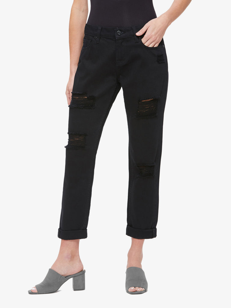 The Nemesis II Pants Black