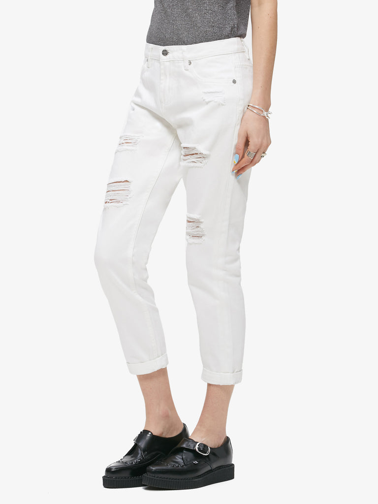 The Nemesis II Pants White | OBEY Clothing