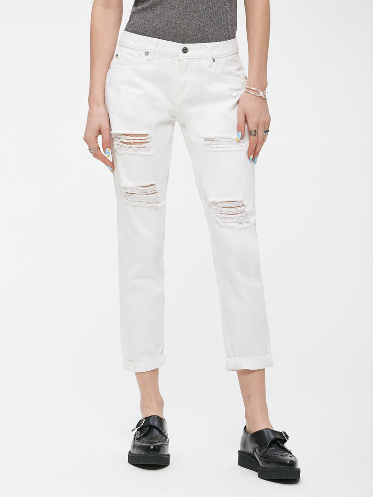 The Nemesis II Pants White