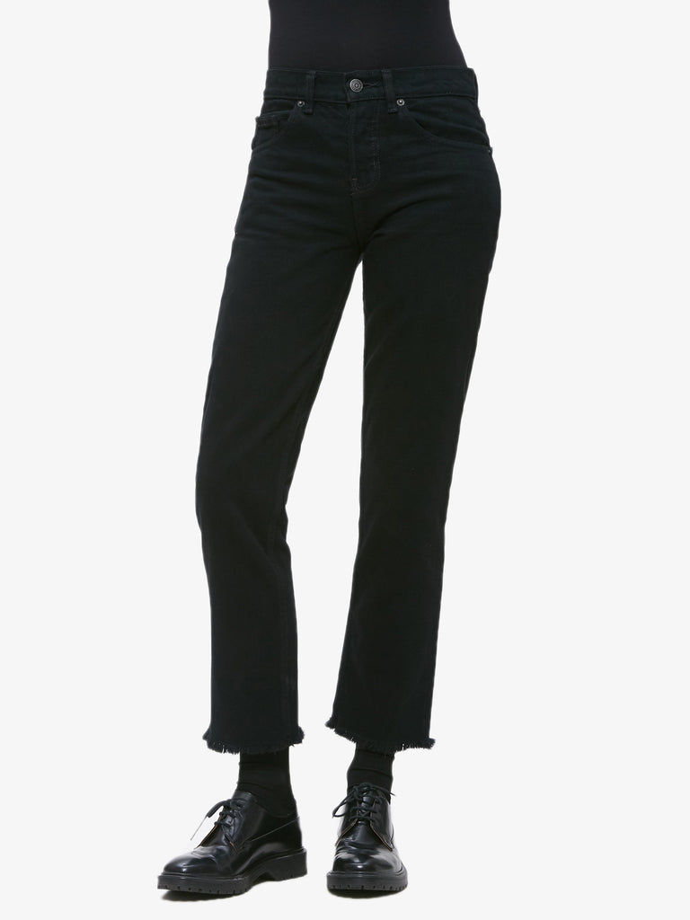 Sundays Straggler Pants Dusty Black