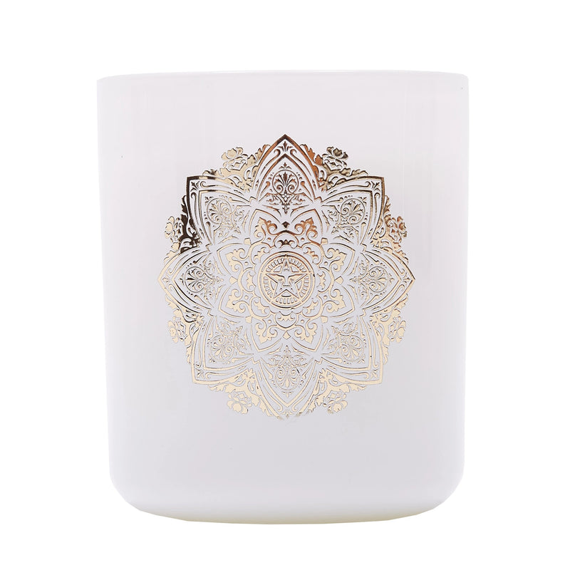 Obey Mandala Candle Bordeaux Fig | OBEY Clothing