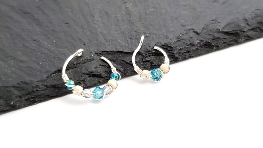 Ear Cuff and Helix Faux Piercing Set