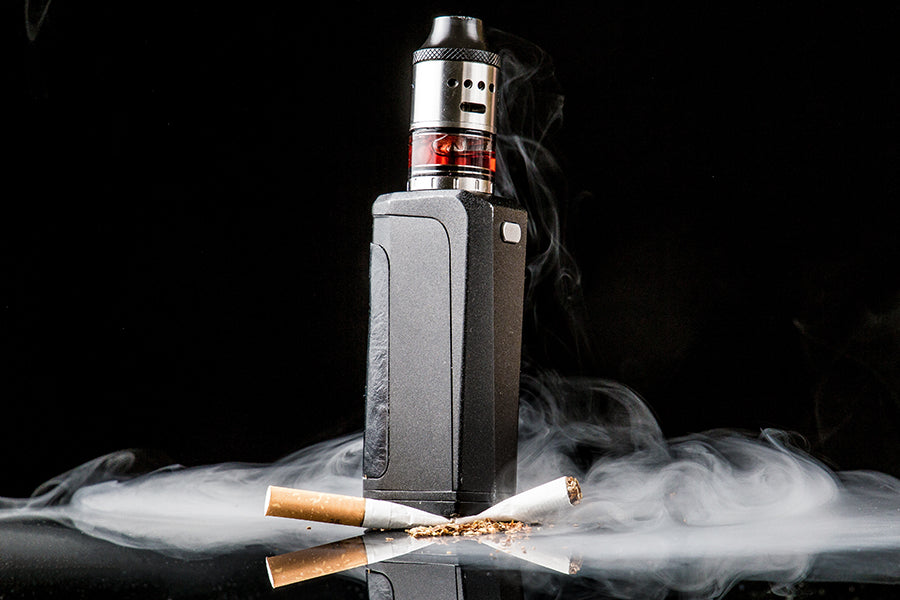 Which Types of Vapes Are the Best to Quit Smoking