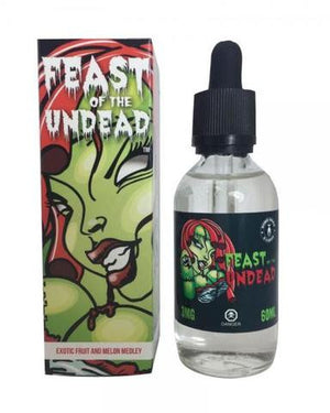 Feast of the Undead by Bombsauce E-Liquid Toronto Ontario Canada Wicks & Wires Vape Shoppe