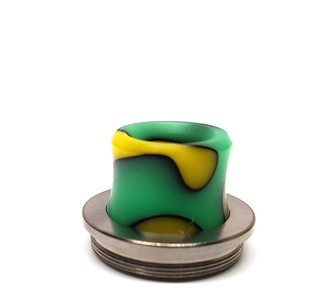 22mm Trickster Cap for Twisted Messes/Squared, 13 Heaveans 9 Hells RDA