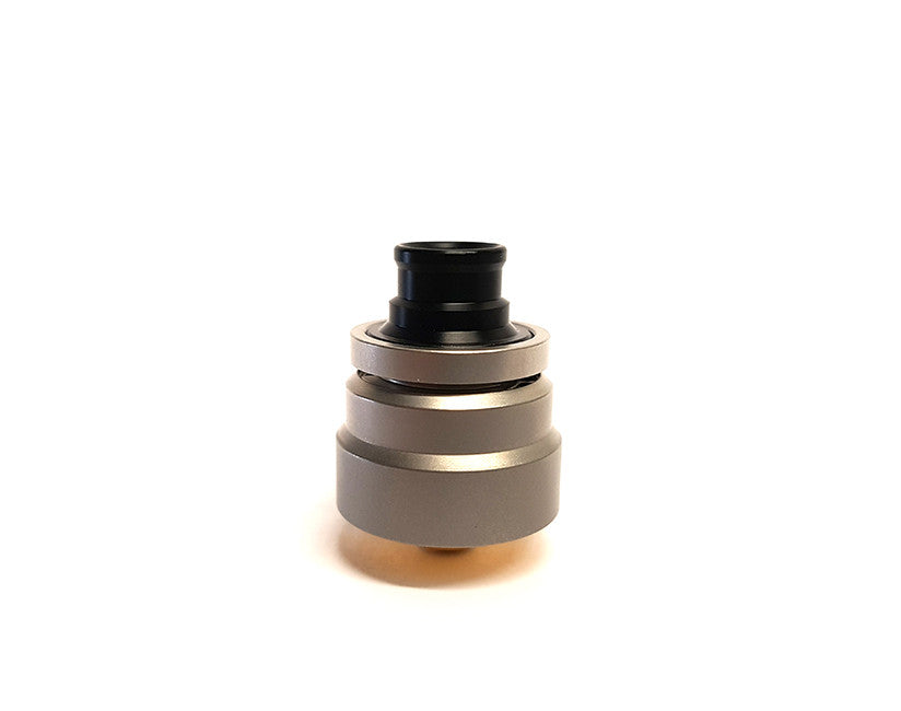 Typhon Black Delrin Drip Tip by DDP Vape