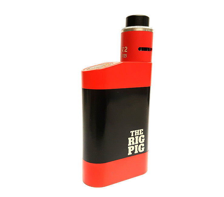 The Rig Pig Series Mechanical Box Mod by Vaping American Made Products