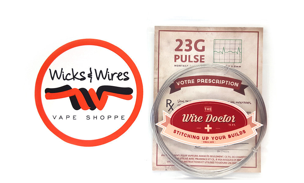 Surgical Grade Stainless Competition Wire -  The Wire Doctor