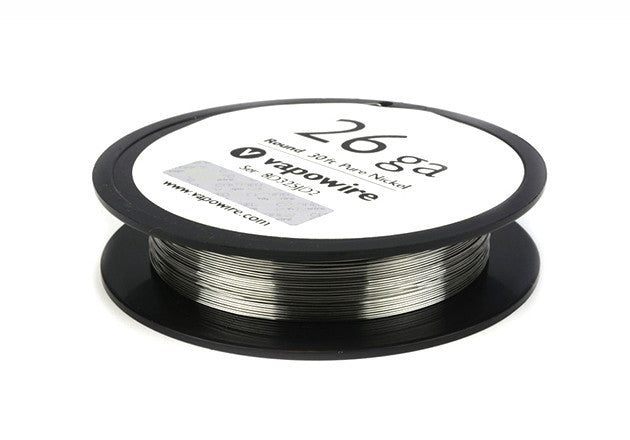 Vapowire Non-Resistance Pure Nickel 30ft Spool
