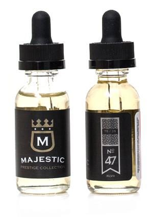 No. 47 - Majestic Prestige Collection