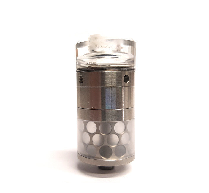 The Origen Polished Bell Cap - Bell Vape / Chris Mun