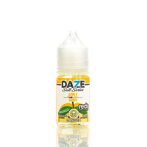 Red's Apple Mango (Salt Nic) by 7 Daze Toronto Ontario Canada Wicks & Wires Vape Shoppe