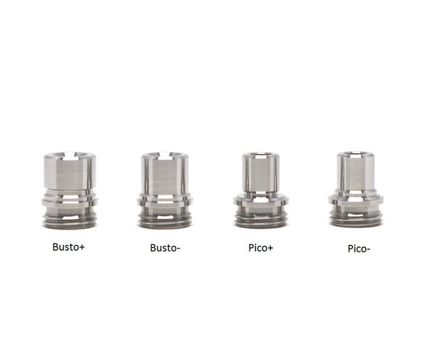 Billet Box Hybrid Drip Tips (For REV 4) by JMK Tips Toronto Ontario Canada Wicks & Wires Vape Shoppe