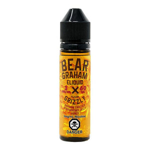 Grizzly by Bear Graham E-Liquid Toronto Ontario Canada Wicks & Wires Vape Shoppe