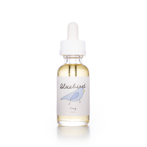 Bluebird by Bluebird E-Liquid Toronto Ontario Canada Wicks & Wires Vape Shoppe
