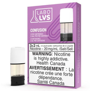 Confusion by STLTH Toronto GTA Vaughan Ontario Canada Wicks & Wires Vape Shoppe