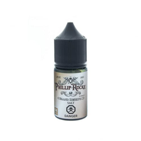 Creme De La Creme Grand Reserve (Salt Nic) by Phillip Rocke Toronto GTA Vaughan Ontario Canada | Wicks & Wires Vape Shoppe