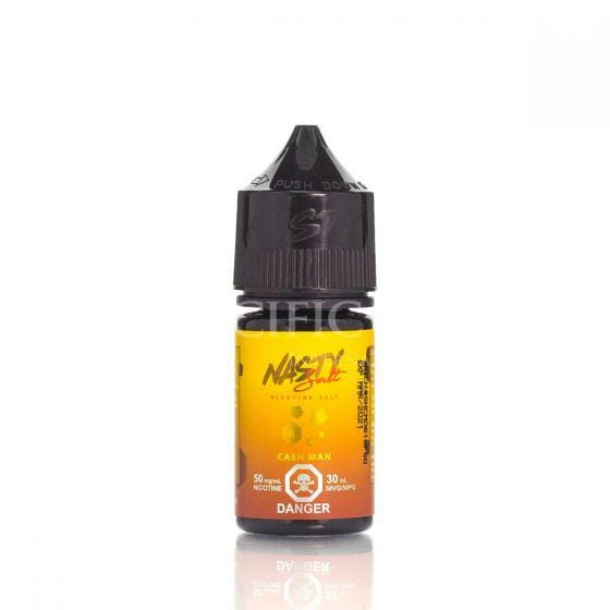 Cash Man (Salt Nic) by Nasty Juice Toronto Ontario Canada Wicks & Wires Vape Shoppe