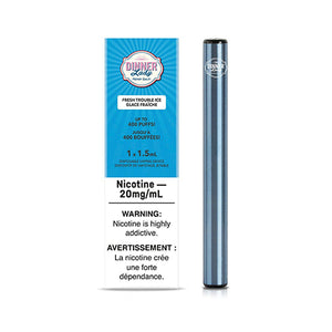 Fresh Trouble Ice - Dinner Lady Disposable Vape Pen