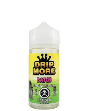 Batch by Drip More Toronto Ontario Canada Wicks & Wires Vape Shoppe