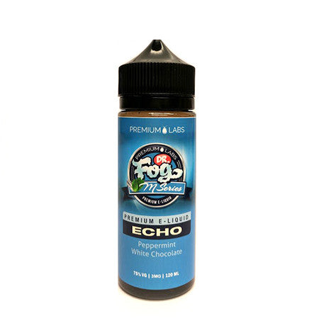 Echo 120ml by Dr. Fog M Series Toronto Ontario Canada Wicks & Wires Vape Shoppe
