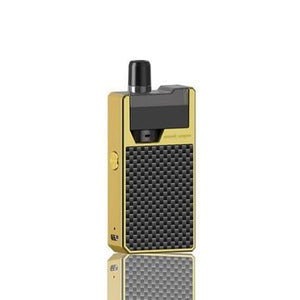 Geekvape Frenzy Pod System Gold Carbon Fiber by Geekvape Toronto GTA Vaughan Ontario Canada | Wicks & Wires Vape Shoppe